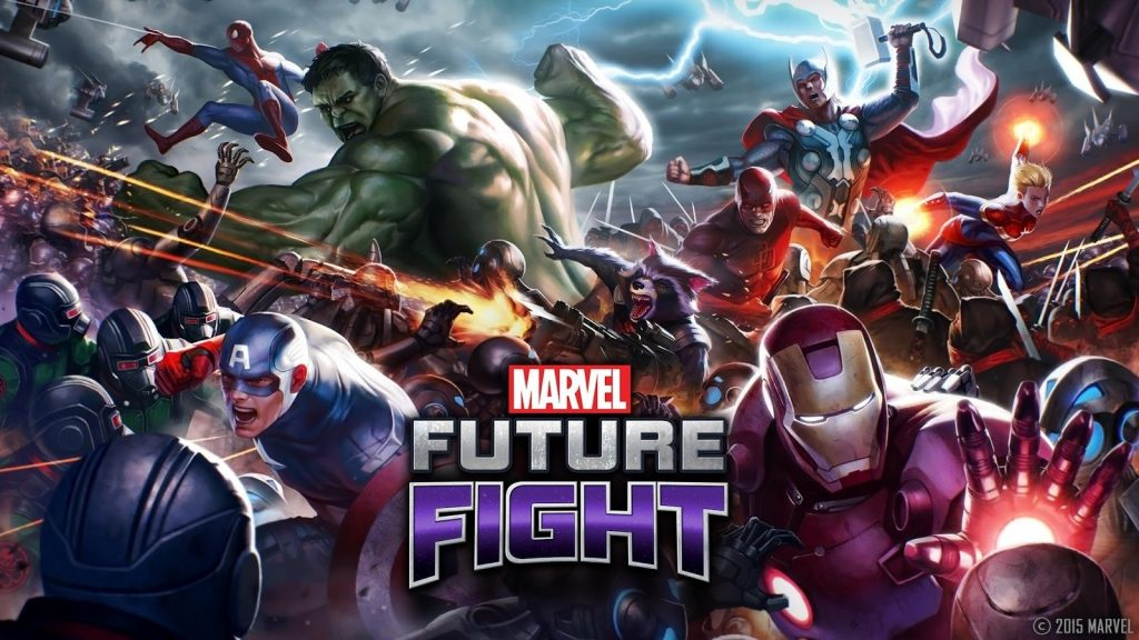 Marvel Future Fight Tier List