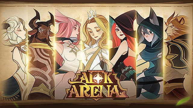 Download AFK Arena Mod APK