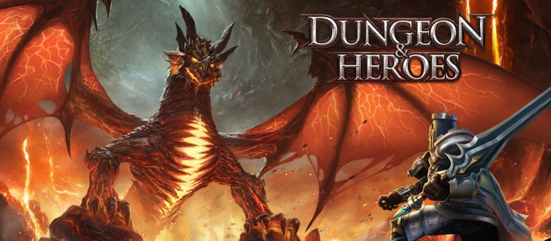 Download Dungeon & Heroes Mod APK