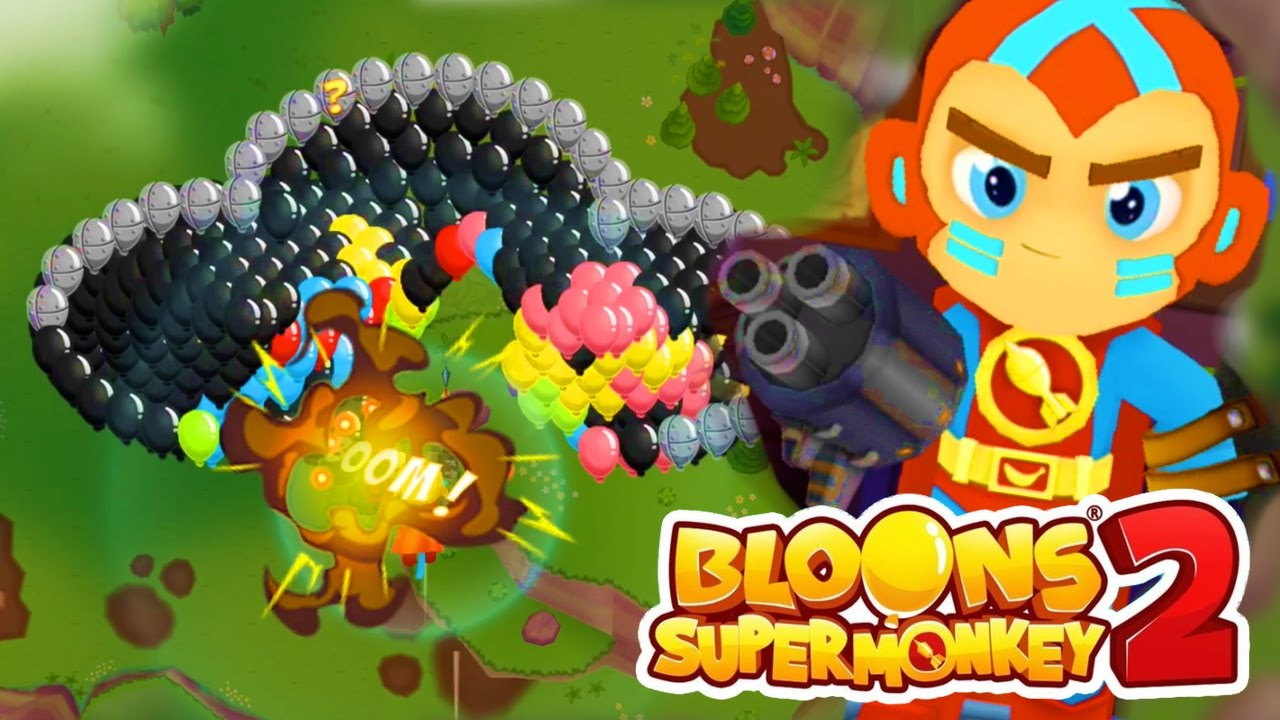 Download Bloons Super Monkey 2 Mod APK
