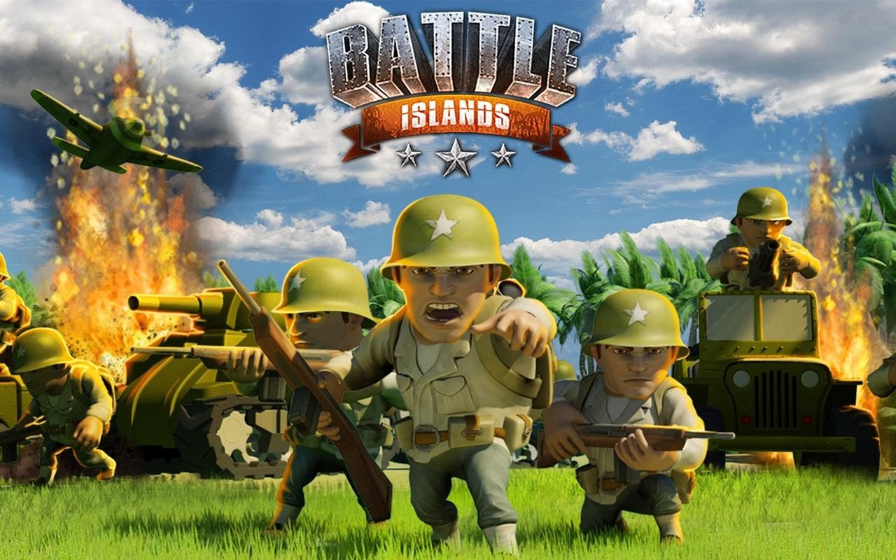 Battle Islands Mod APK Download