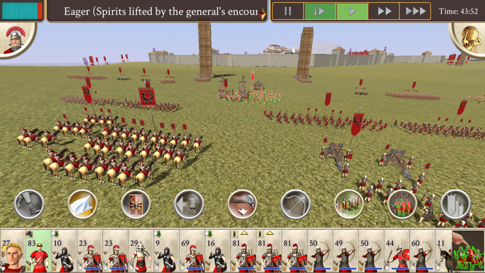 Rome Total War Android APK Download