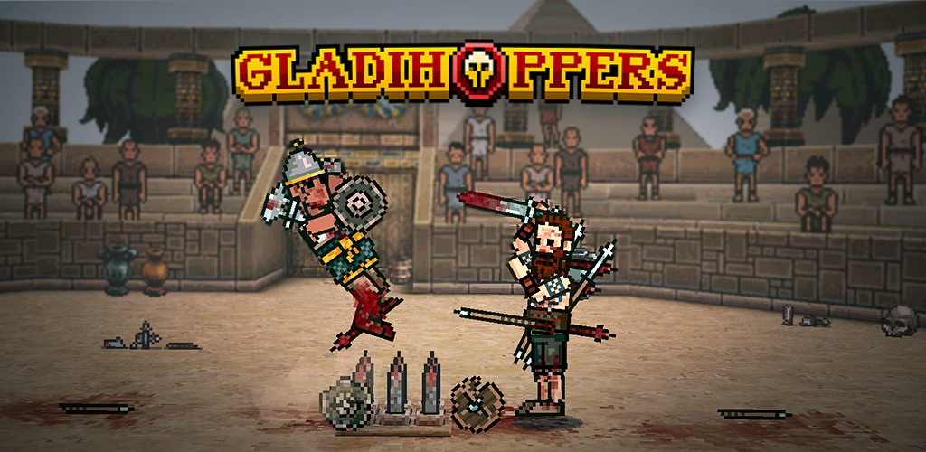 Gladihoppers Mod APK Download