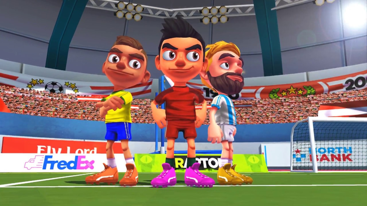 Football Fred Mod APK Download