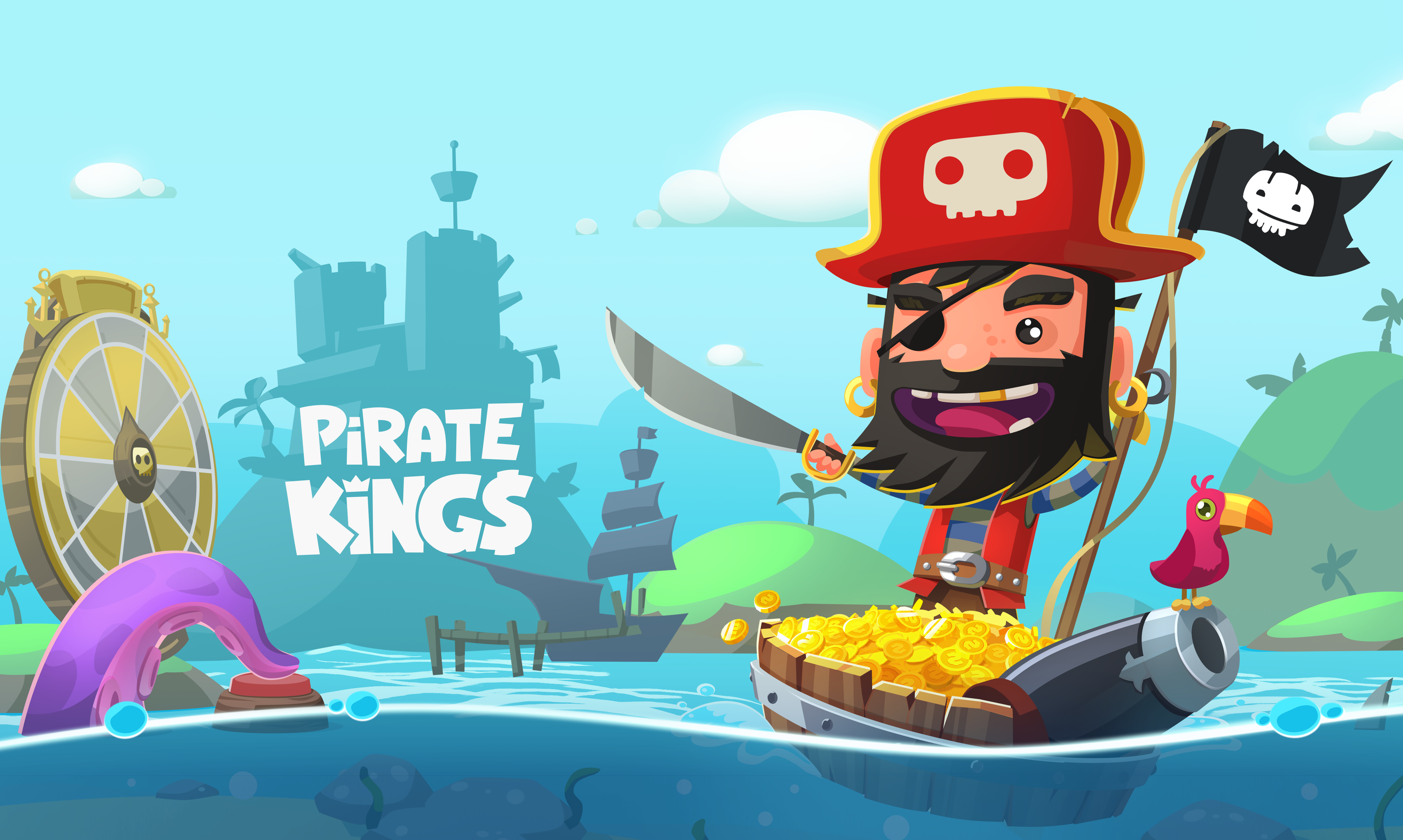 Pirate Kings Mod APK Download