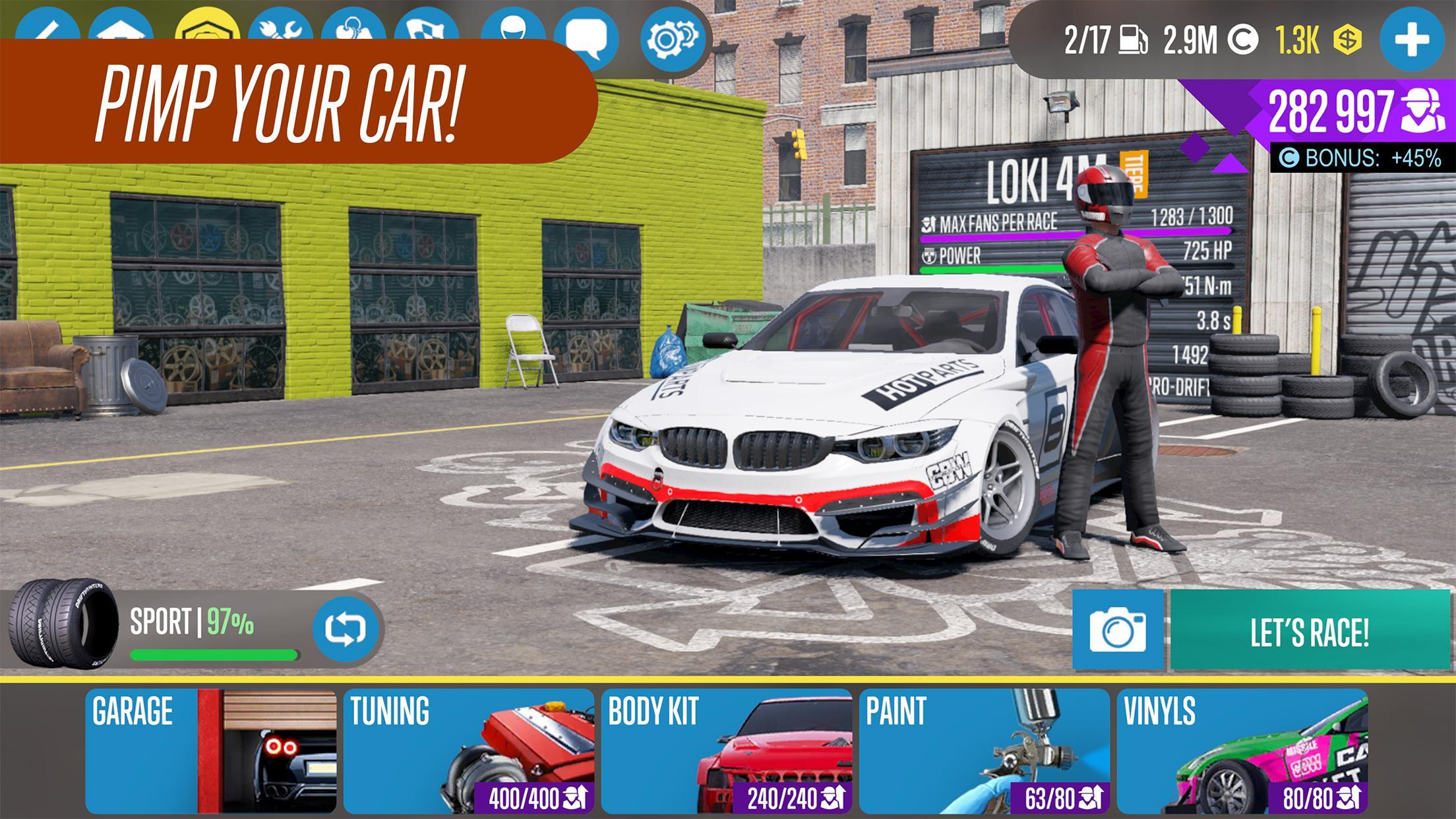 Car X Drift Racing 2 Mod APK Download