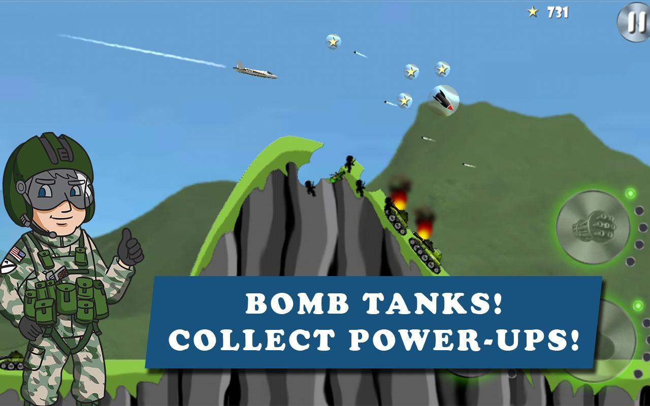 Carpet Bombing Mod APK Download
