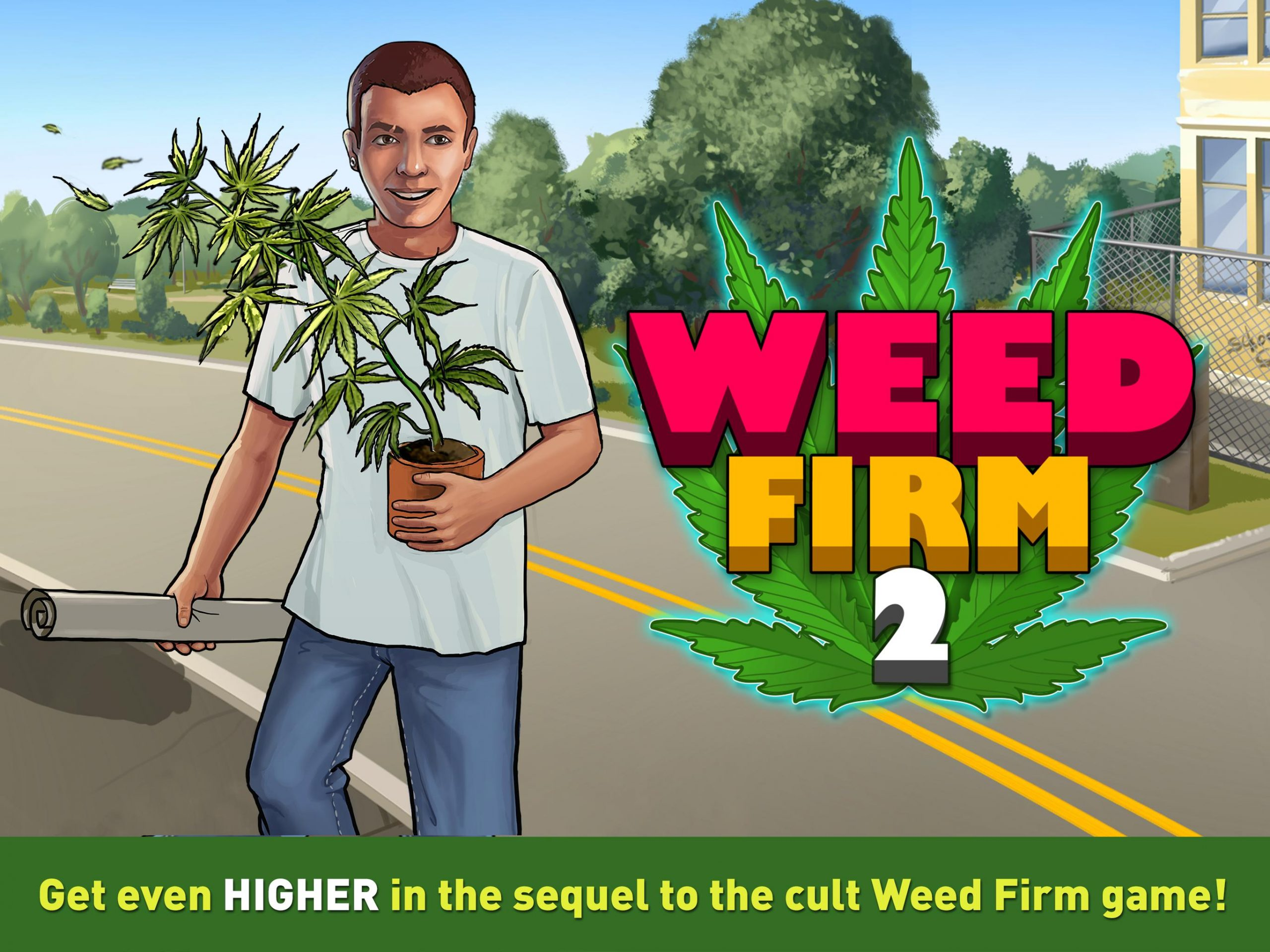 Weed Firm 2 Mod APK Download