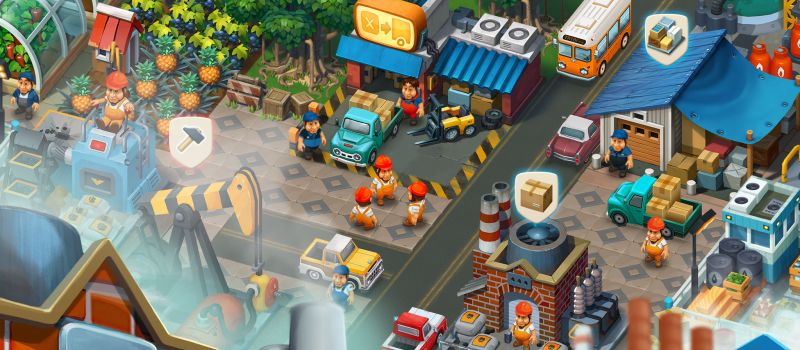 Trade Island Mod APK Download