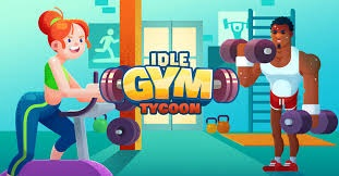 Idle Gym Tycoon Mod APK Download