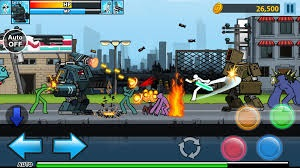 Anger of Stick 4 Mod APK Download