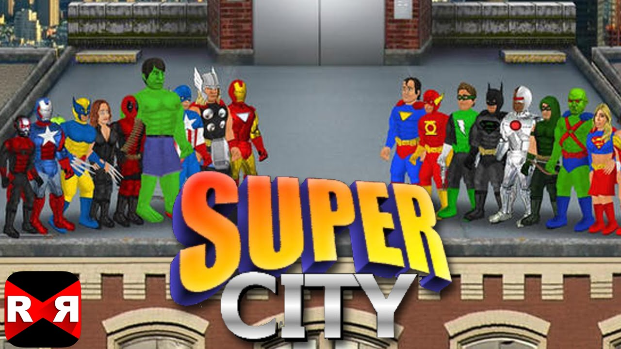 Super City Mod APK Download