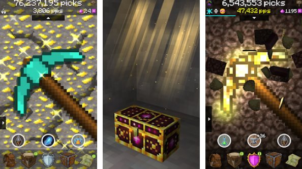 PickCrafter Mod APK Download