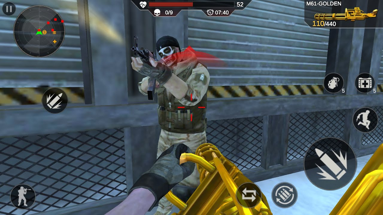 How You Can Play FPS Offline Strike on PC