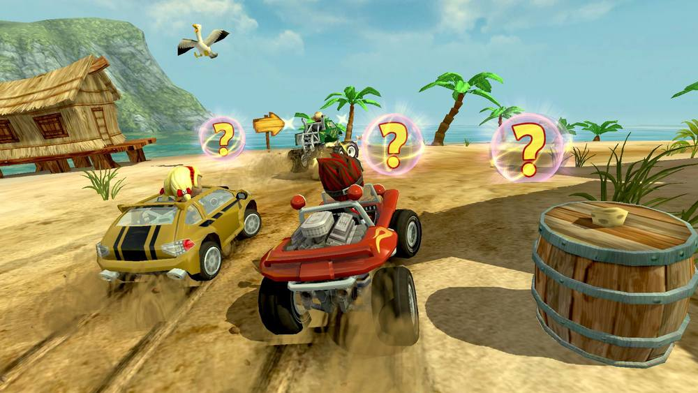 How to Play Beach Buggy Racing on PC