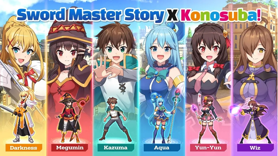 Download and Play Sword Master Story on PC