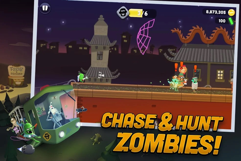 How to Download and Play Zombie Catchers on PC