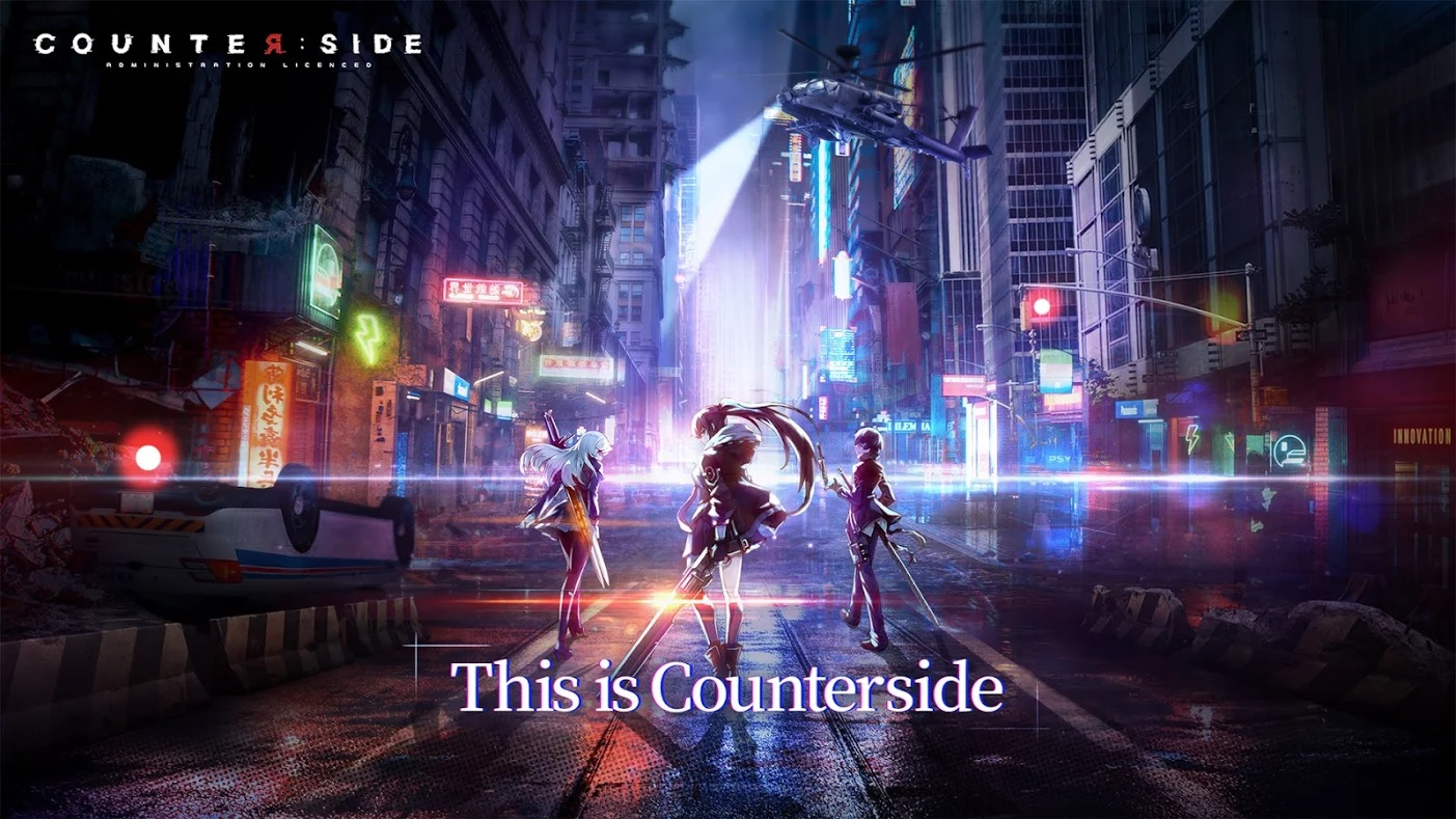 How to Get and Play Counter Side on PC