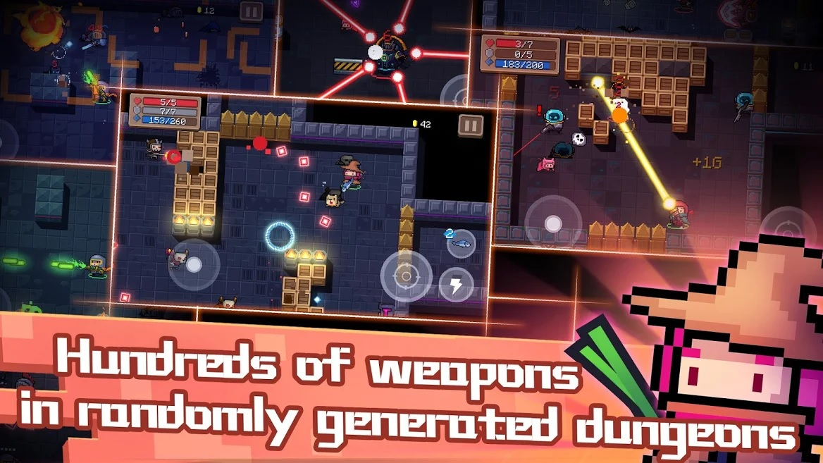 Download and Play Soul Knight on PC